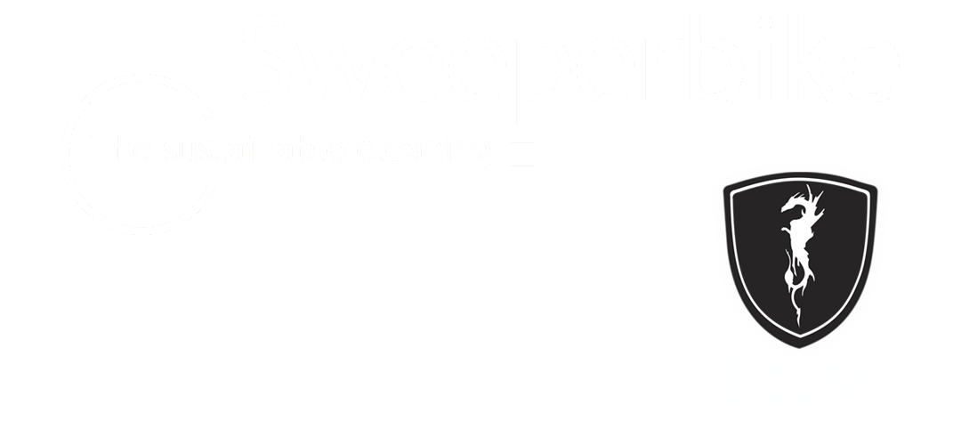 BSPK_LOGO_SWEEPERBIKE THE SUSTAINABLE CLEANING design by LGM_blanco